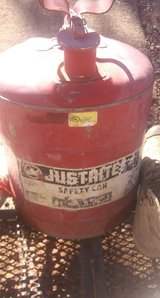 5 gal/10 ltr gas can in Alamogordo, New Mexico