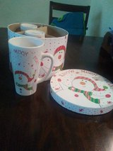 3 Christmas Mugs in a Box in Chicago, Illinois