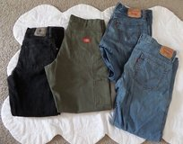 Mens Wrangler and Dickie Jeans in Houston, Texas
