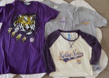 LSU T-shirts (2 New) in Houston, Texas