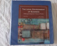 Legal Environment of Business, A Managerial Approach in Houston, Texas