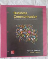 Business Communication: Developing Leaders... in Houston, Texas