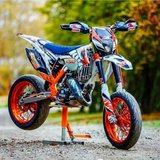 Wtb a super moto in Spangdahlem, Germany