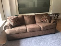 Comfy 3 Seater Sofa/Couch in Ramstein, Germany