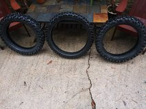 Rallycross Dirt bike tires in Kingwood, Texas