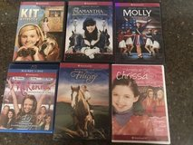 American Girl dvds in Plainfield, Illinois