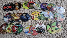 Lot of 25 misc. kids shows in Kingwood, Texas