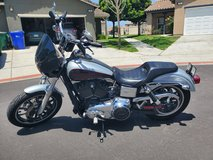 2015 H-D Dyna Lowrider (FXDL) in Camp Pendleton, California