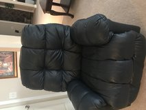 Leather recliner chair in Chicago, Illinois