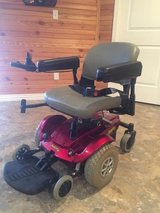 Jazzy Select power wheel chair. in Fort Leonard Wood, Missouri