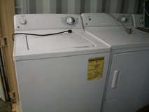 GE WASHER & DRYER PAIR  (see photo) in Chicago, Illinois