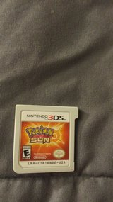 Pokemon 2DS game in 29 Palms, California