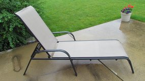 Patio Lounge Chair in Algonquin, Illinois