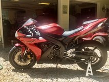2004 Yamaha YZF-R1 with 8750 miles in Camp Lejeune, North Carolina