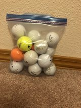 Golf Balls in Alamogordo, New Mexico