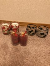 Candles and candle holders in Alamogordo, New Mexico