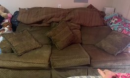 large couch in Fort Campbell, Kentucky