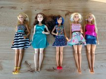 Barbies in Chicago, Illinois