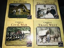 Set of Picture the American Past books in Conroe, Texas