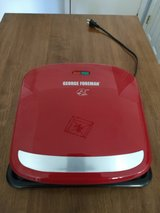 George Foreman 4 serving Panini Grill in Joliet, Illinois