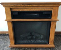 Infrared Electric Fireplace in Morris, Illinois