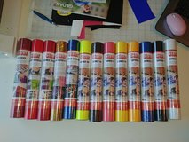 13 rolls Siser Easyweed HTV, Heat Transfer Vinyl in Houston, Texas