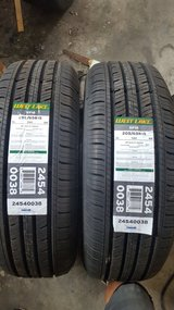 2 NEW TIRES 205/65/15 in Camp Pendleton, California
