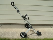 Lightweight 2 wheel golf cart in Plainfield, Illinois