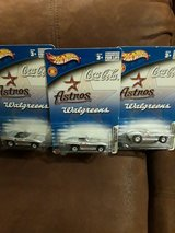 Hot Wheels (Astros) in Cleveland, Texas