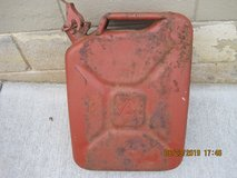 ANTIQUE MILITARY GAS CAN in Fort Campbell, Kentucky