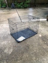 Large Dog/Puppy Training Crate in Kingwood, Texas