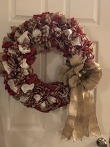Wreath in Fort Knox, Kentucky