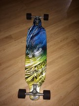 Sector 9 Fractal Long Board- Skateboard in Cleveland, Texas