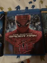 the amazing Spider-Man Blu-ray Ray in Ramstein, Germany