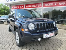 2015 Jeep Patriot Altitude Edition 4×4 in Spangdahlem, Germany