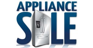 Appliance Sale in Cleveland, Texas