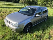 2001 VW Golf GLS - must sell NOW (great condition, automatic, A/C & heated seats, only 92,000 km) in Ramstein, Germany