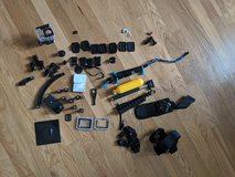 GoPro Hero 4 Silver + Accessories in Fort Campbell, Kentucky