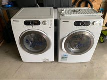 Samsung front load Washer and Dryer in Eglin AFB, Florida