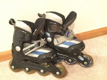 Inline skates size 11-1 youth (adjustable) in Plainfield, Illinois