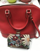 TODAY ONLY ***AUTHENTIC Dooney & Bourke Handbag With Patricia Nash Wallet*** in Kingwood, Texas
