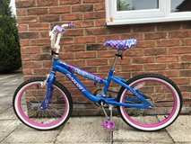 "20"" girls bike in Lakenheath, UK"