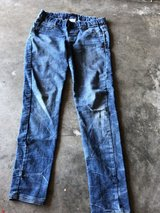 Girls size 10 Levi jeans in Chicago, Illinois
