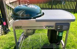 """Weber Performer Deluxe Grill 22"""" in Westmont, Illinois"""