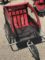 bike trailer 2 seater in St. Charles, Illinois