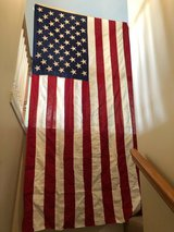 Vintage Large US American 50 Star Flag 9FT X 5FT. Cotton Valley Forge Flag Co. $25.00 obo Very N... in Belleville, Illinois