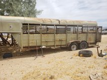 Truck and cattle trail for sale in 29 Palms, California