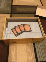 Magic the Gathering Card Game Cards! I have 16 Boxes of card the are organized in color, if your... in Ramstein, Germany