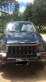 Jeep Liberty in Fort Leonard Wood, Missouri