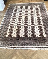 Afghan Carpet, Handmade, Fine Wool, Good Condition (approx. 9x12) in Wiesbaden, GE